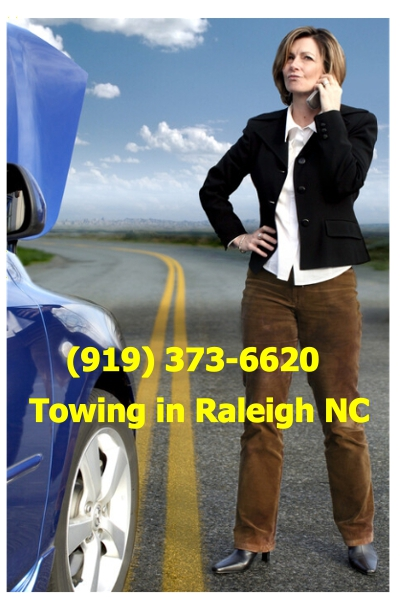 Towing Service Raleigh NC